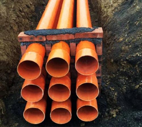 CPVC埋地式电力电缆护套管