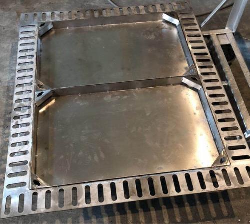 不锈钢隐形井盖报价
