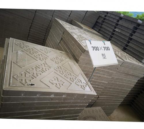 DMC方形井盖 700X700